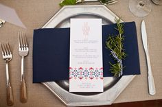 rosemary + antique silver