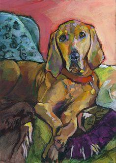 Louisiana Edgewood Art Paintings by Louisiana artist Karen Mathison Schmidt: More work in progress ...