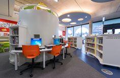 Library Design and Academic Interiors | Demco Interiors