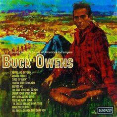 Buck Owens - Buck Owens Vinyl LP October 7 2016 Pre-order