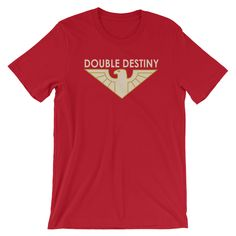fbc4995c The Matrix The Oracle Double Destiny Brand Movie T-shirt