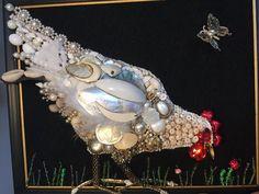 art vintage jewelry - Deco Home Decor Trends Vintage Christmas Crafts, Jewelry Christmas Tree, Christmas Trees, Vintage Jewelry Crafts, Recycled Jewelry, Vintage Jewellery, Vintage Brooches, Antique Jewelry, Silver Jewelry