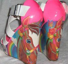 Lisa Frank heels