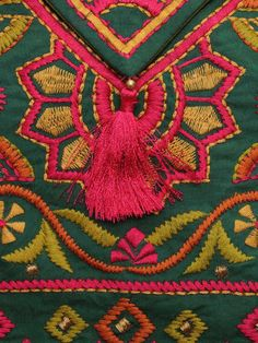 Indian Embroidered Bag