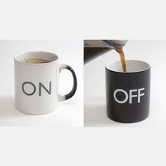On Off Mug now featured on Fab.