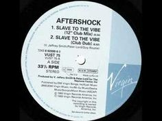 "Aftershock- Slave To The Vibe (12"" Club Mix) GARAGE CLASSIC"