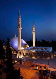 Sakirin Mosque Istanbul, Turkey