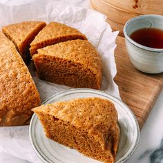 Asian Dessert Recipes: Get the recipe for ma lai go Chinese steamed cake at The Woks of Life. Asian Desserts, Chinese Desserts, Chinese Recipes, Chinese Food, Chinese Cake, Gourmet Desserts, Plated Desserts, Asian Recipes, Cake Recipes