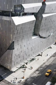 41 Cooper Square - Morphosis Architects
