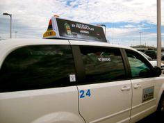 Austin Taxi Advertising   #taxiadvertising #taximediasolutions #jagermeister #austintx #ooh  #taxitopaustin #taxiadvertisingaustin
