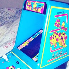 Just one of my Coleco mini(Mrs pacman) arcade machines  #classic #arcade #pacman #Nintendo #gaming #gamer #videogame #arcadegames #Midwayarcade #Midway #mrs #klassic #klassicgaming #classicgaming #oldschool #noschool #memes #photograph http://xboxpsp.com/ipost/1495386986147870605/?code=BTArop_FfeN