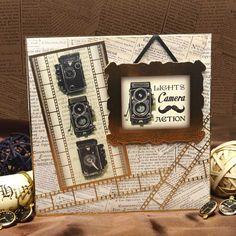 Fan-tash-tique Papercraft Kit | Hunkydory Crafts