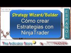 Crea tu Estrategia con Strategy Wizard de NinjaTrader : Cruce de HMA fil...