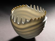 Ceramics by Rolf Bartz at Studiopottery.co.uk - Marine Study 2006