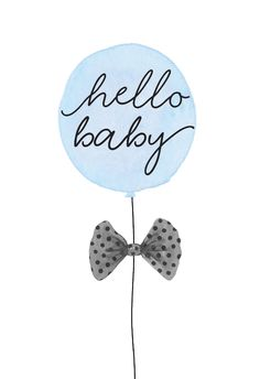 - 'Minimal Balloons' - New baby card template you can print or send online as eCard for free. Personalize with your own message, photos and stickers. Idee Baby Shower, Shower Bebe, Baby Shower Cards, Baby Boy Shower, Shower Gifts, Baby Boy Cards, New Baby Cards, Welcome Baby Boys, New Baby Boys