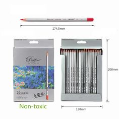 Amazon.com: Niutop 36 Assorted Marco Raffine Wooden Color Pencils Exclusive for Secret Garden Colorama Adult Coloring Books Drawing Pencils for Artist Sketch Scrapbooking Sketching (36 Colors): Arts, Crafts & Sewing