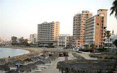 Varosha, Cyprus - Abandoned Beach resort