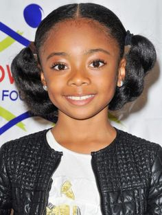 Skai Jackson « My Long Hair Journey