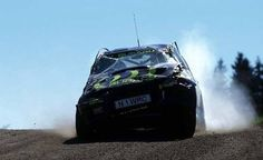 Colin McRae.....that's rally