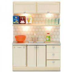 Lundby Smaland Sink and Dishwasher Set at alexandalexa.com