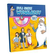 Byli sobie wynalazcy Miniencyklopedia z DVD Children, Books, Engineer, Play, Young Children, Boys, Libros, Kids, Book