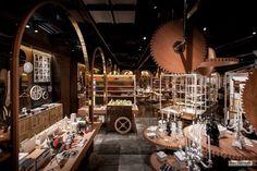 factory retail design - Buscar con Google