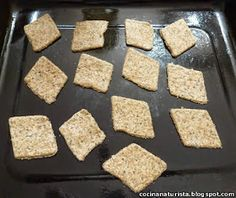 Sin Gluten, Gluten Free, Cookies, I Foods, Veggies, Healthy Recipes, Healthy Food, Eat, Kitchen
