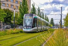 Tramway, Electric Train, Light Rail, Busses, Paris, Public Transport, Transportation, Around The Worlds, Urban