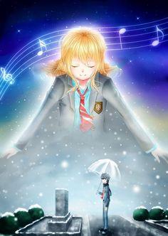 You will always be remembered Miyazono kaori