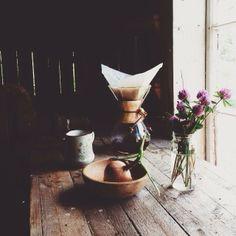 Morning coffee, via roserogpatina on instagram