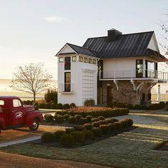@patricksuttondesignu0027s Clockeru0027s Tower Project On Marylandu0027s Stunning  Sagamore Thoroughbred Farm. #