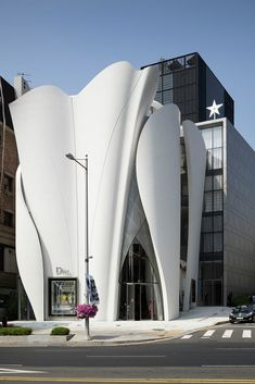 Casa Dior em Seul,© Nicolas Borel