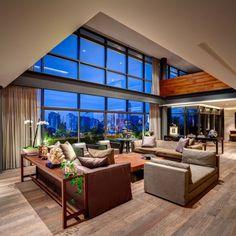 15+designs+intérieurs+pour+les+grands+salons+-+Moderne+House+|+1001+photos+