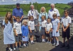 Primary school pupils across East Devon have been busy planting for the future – thanks to Seaton and District Lions Club.