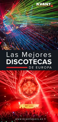 Do you know where to experience the best party atmosphere? Look at our list of the best European disco clubs and find out what's behind their success!