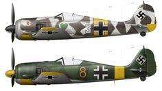 Focke Wulf 190 A