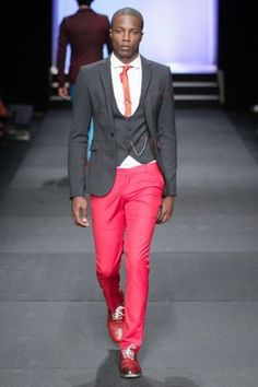 Following a big win at the Renault young designer search awards at the 2012 South African Fashion week, Zano Sithetho who began with designing T-shirts ...