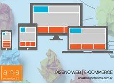 DISEÑO WEB + E-COMMERCE