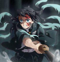 Anime Demon Slayer Kimetsu No Yaiba Tokitou Muichirou Hd Wallpaper 001 Manga Anime, Anime Demon, Otaku Anime, Anime Art, Anime Wolf, Demon Slayer, Slayer Anime, 1440x2560 Wallpaper, Chibi
