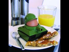 The best egg and soldiers ever