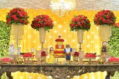 Image result for BEAUTY AND THE BEAST PARTY