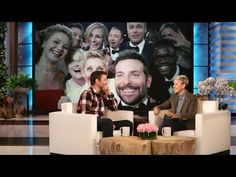 How Bradley Cooper Ruined Ellen DeGeneres' Famous 2014 Oscar Selfie in the Most ''Amazing Way''?Watch Now! | E! Online Mobile