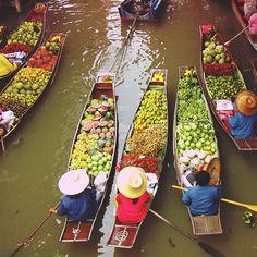 Exotische Früchte genießen und Kokosnüsse knacken...das könnt ihr in Thailand: Kokosnüsse knacken und paradiesische Strände entdecken in #Thailand! 9 Tage 4* ab 927€ p.P. inkl. Flug & Frühstück: http://bit.ly/150aK8J