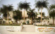 Villa in Cesarea - View from the beach
