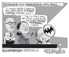 -Streeter Cartoon: Going Gotham