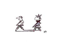 محمد راوي | جائزة الكاريكاتير العربي