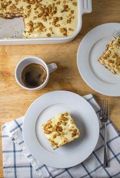 Recipe: Salted Peanut Tiramisu - I should be able to make this Keto-friendly!!