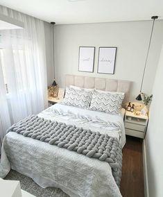 Beautiful Bedroom Colors, Girl Bedroom Decor, Girls Room Decor, Bedroom Decor, Apartment Decor, Modern Furniture Living Room, Bedroom Styles, Bedroom Deco, Home Decor