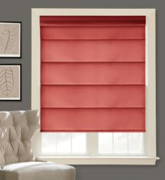 Room Darkening - Roman Shades Decor, Room, Home, Blinds Online, Roman Shades, Curtains, Blinds, Window Treatments, Room Darkening