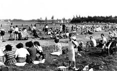 Kralingse Plas Rotterdam (jaartal: 1950 tot 1960) - Foto's SERC Old Pictures, Old Photos, Famous Photographers, Rotterdam, Old And New, Holland, Dutch, The Neighbourhood, Dolores Park